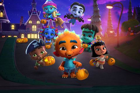 super monsters save halloween netflix