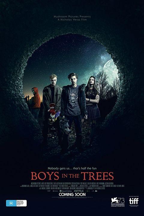halloween movies on netflix boys in trees