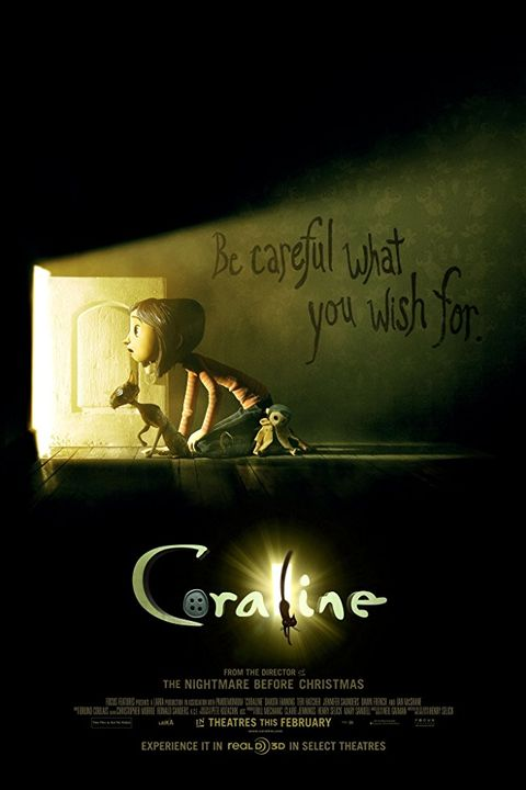 halloween movies on netflix coraline