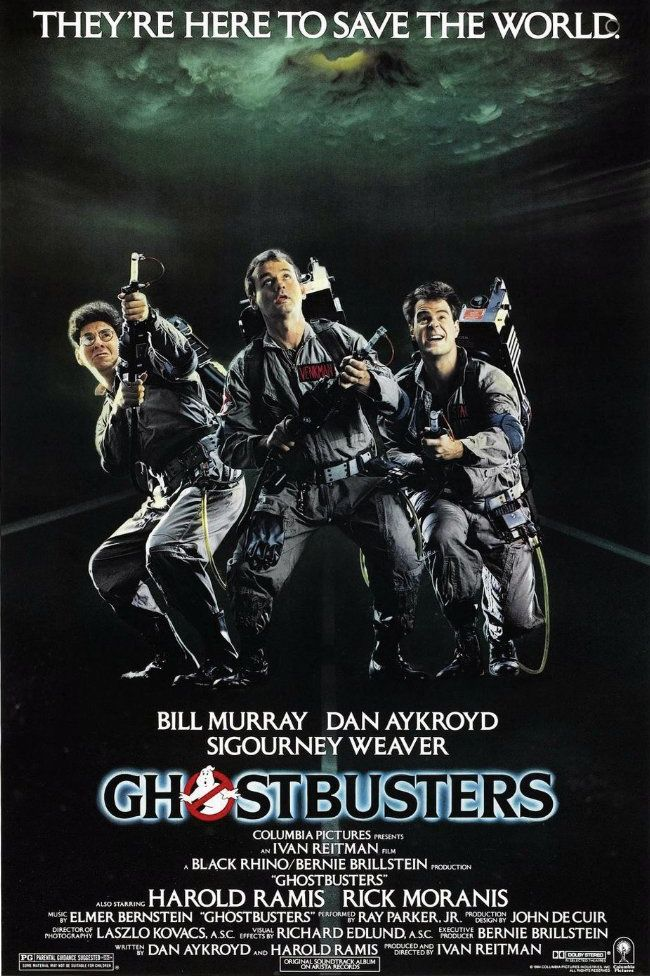 halloween movies on netflix ghostbusters