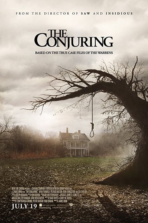 halloween movies on netflix the conjuring