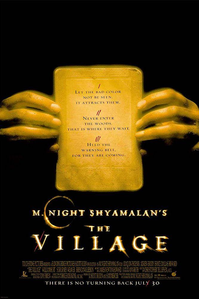 halloween movies on netflix the village
