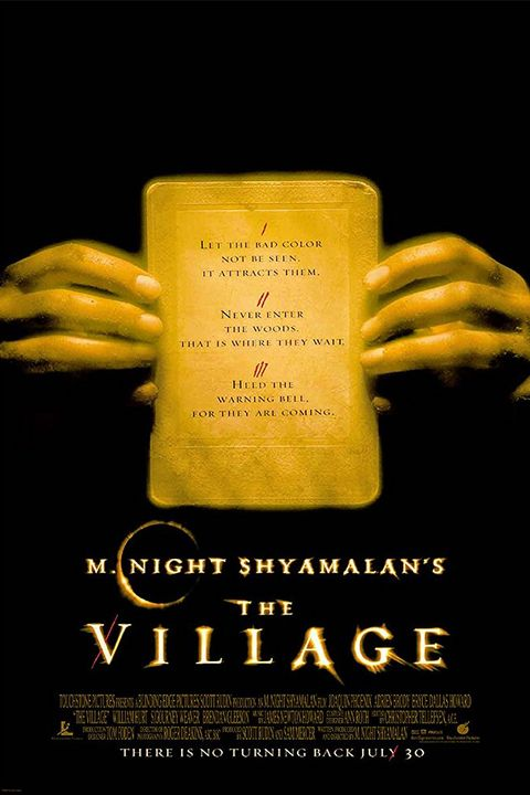 halloween movies on netflix the village
