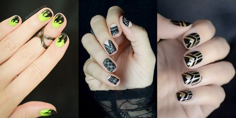 - 40 Halloween Nail Art Ideas - Easy Halloween Nail Polish Designs
