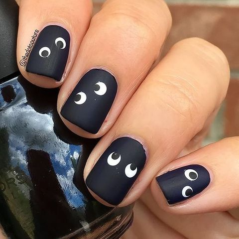 25 Halloween Nail Art Designs Cool Halloween Nails For 2018