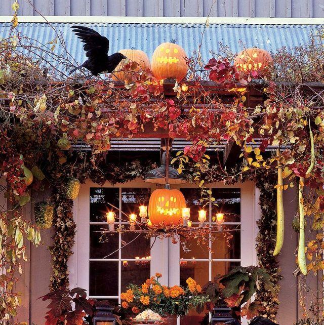 55+ Best Outdoor Halloween Decorations