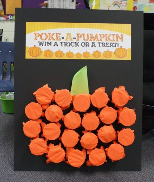 photograph regarding Printable Trunk Party Games named 25 Halloween Online games for Small children - Enjoyment Online games for Halloween