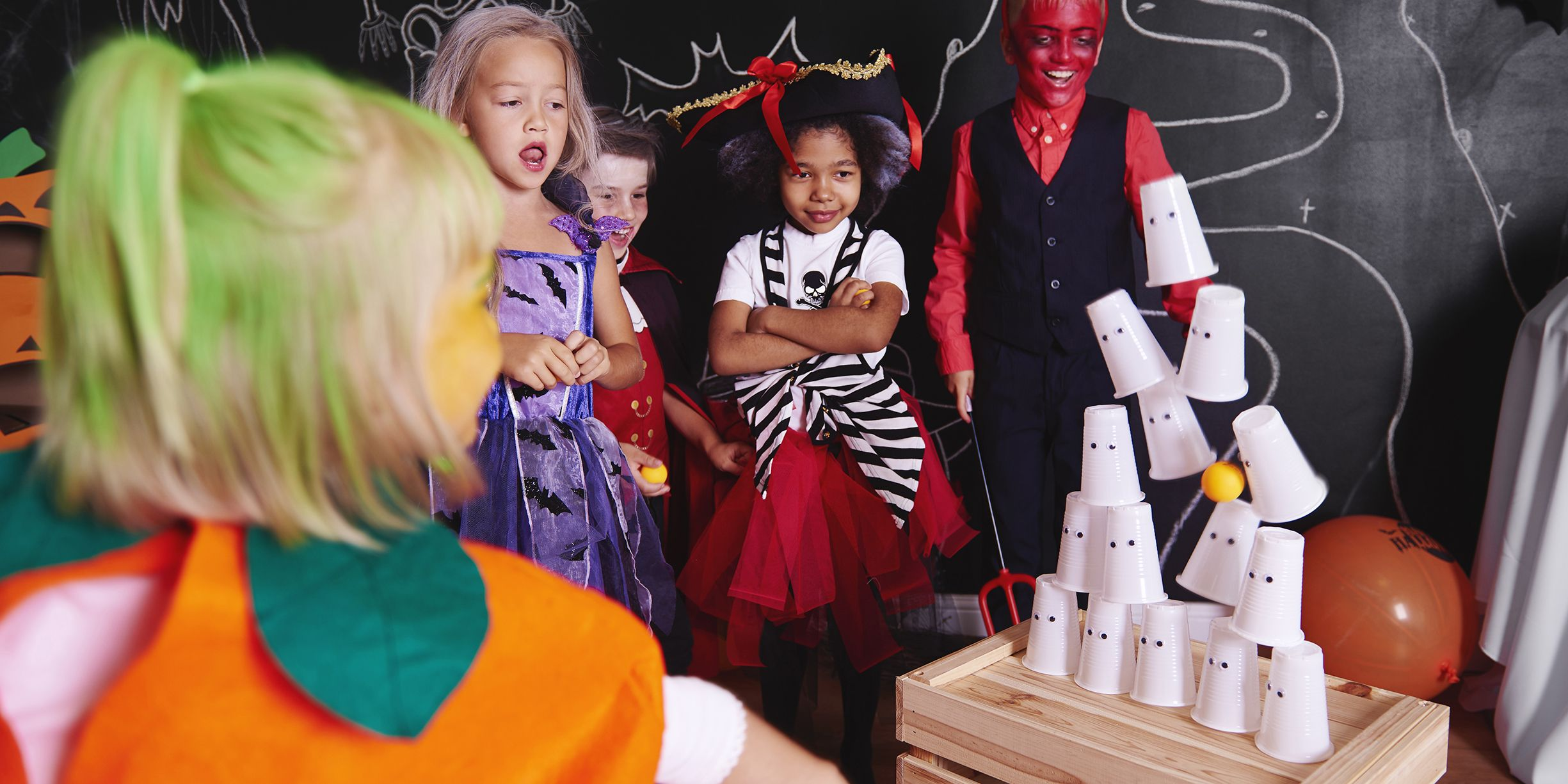 25 fun halloween party games for kids - diy game ideas for halloween