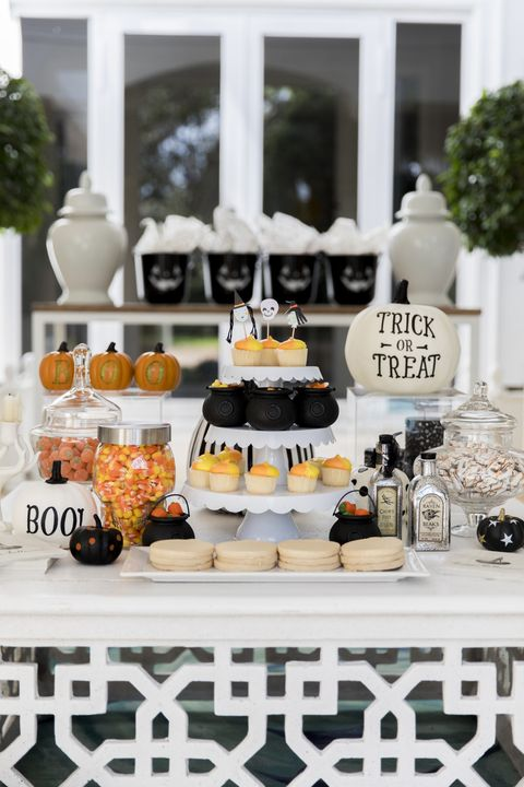 chic halloween party ideas