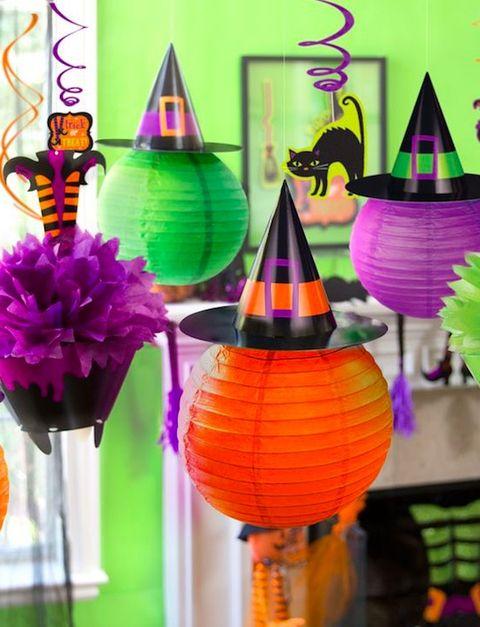 Halloween party ideas - DIY Halloween house party ideas