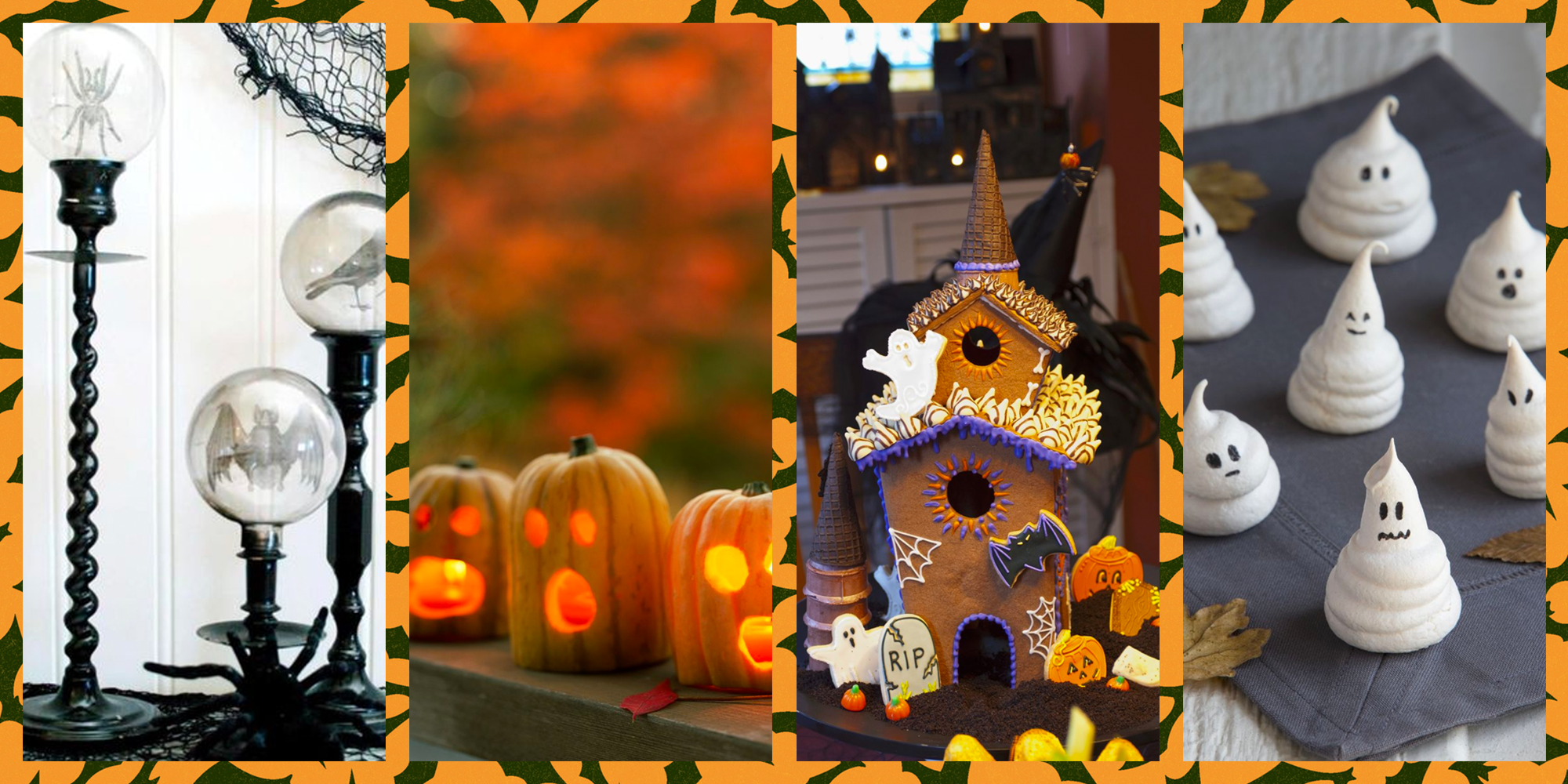 35 Best Halloween Party Themes for Adults and Kids