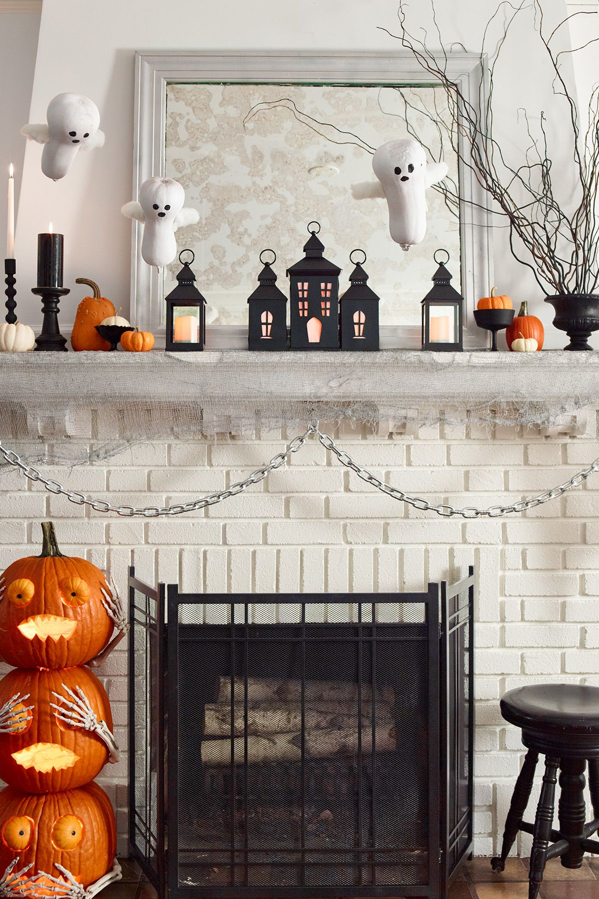 46 Easy Halloween Party Ideas Diy Halloween Party Ideas