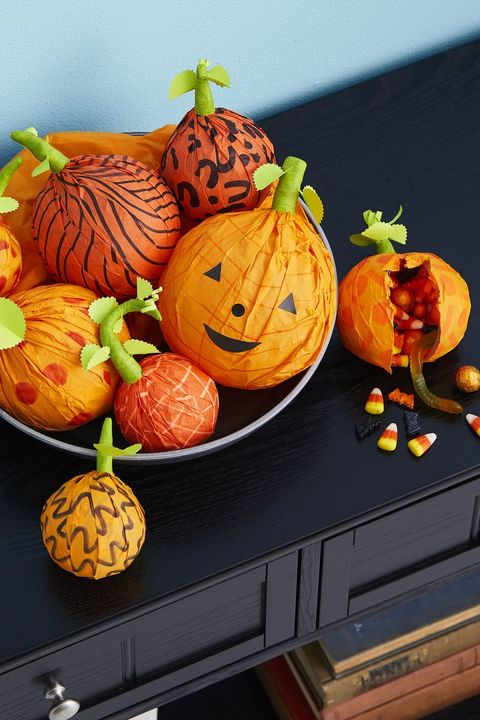halloween party ideas mystery pumpkin treats