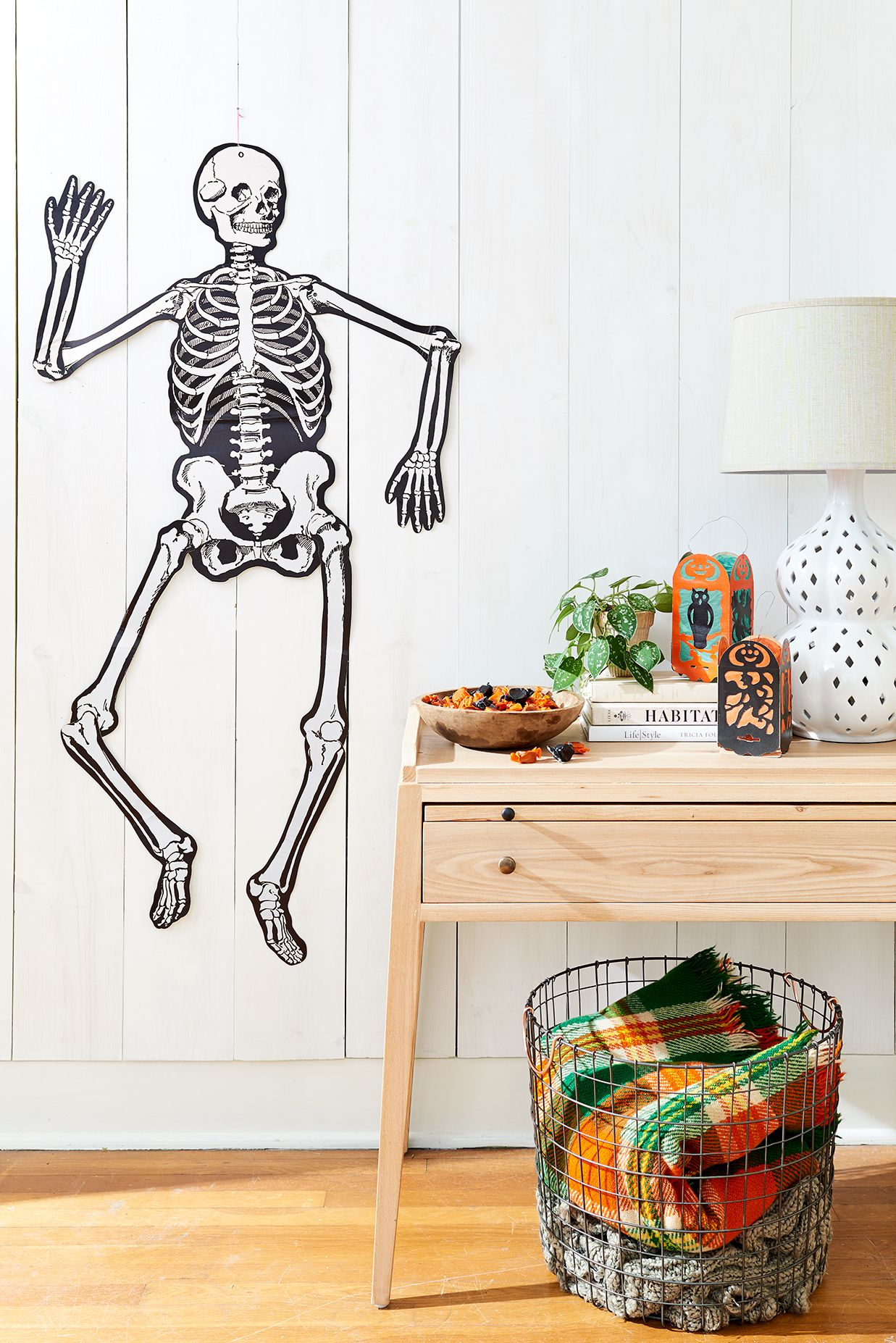 halloween party ideas vintage decorations