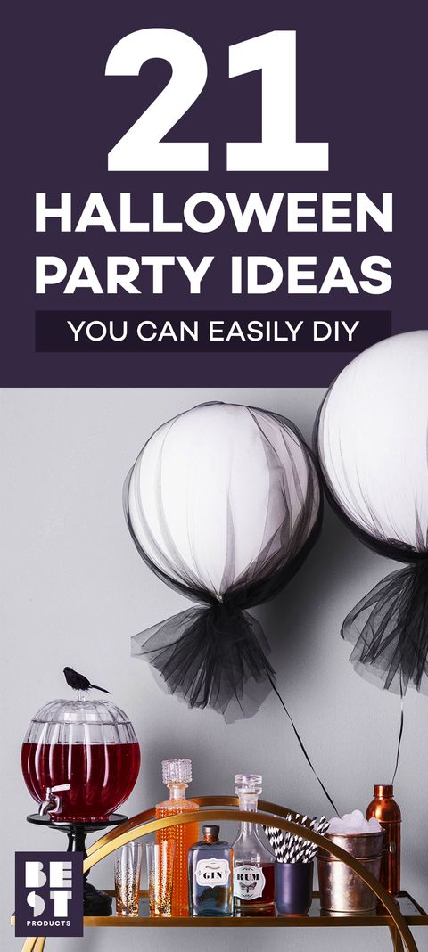 halloween party ideas best 2018