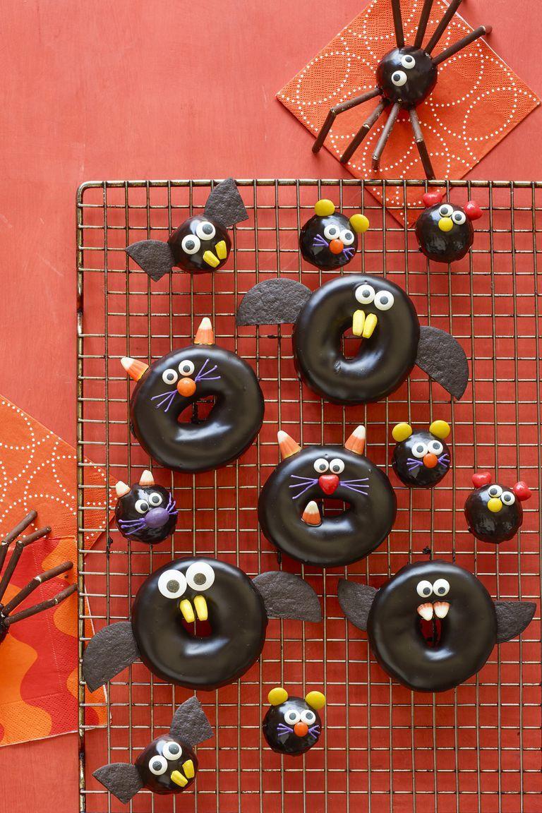 45 Best Halloween Party Snacks , Easy Creepy Halloween Snack