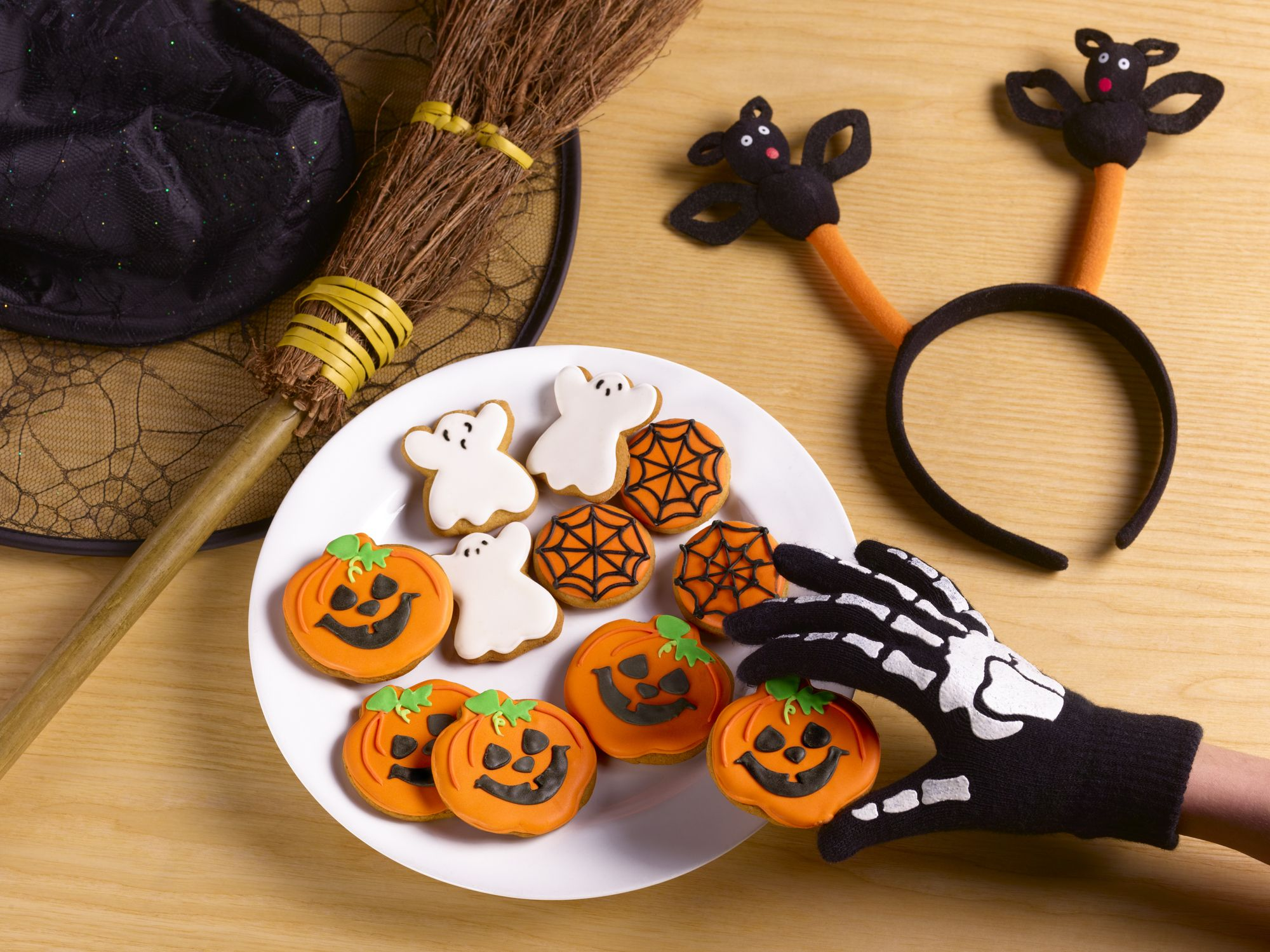 The Cutest Halloween Party Foods for Your Best Bash Ever