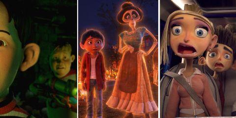 Mejores Películas Recientes Para Ver Con Niños En Halloween 10 Películas De Miedo Infantiles