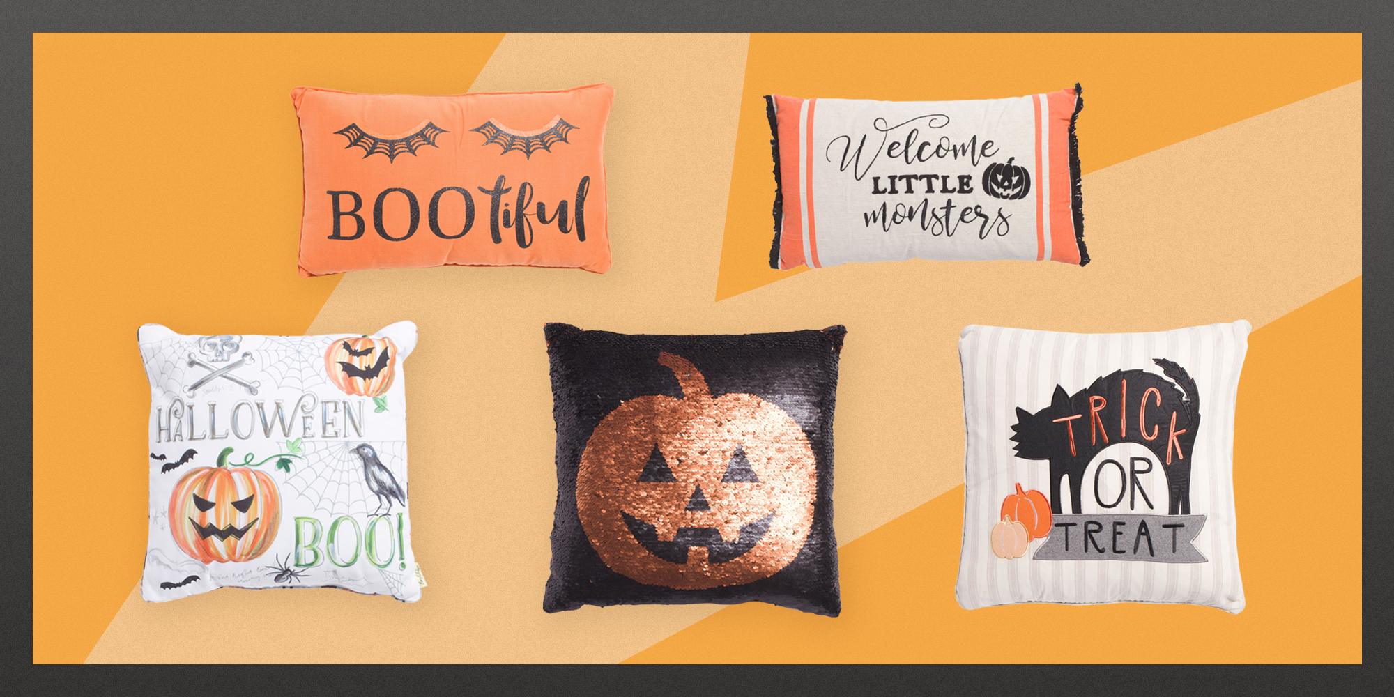 best halloween pillows at tj maxx - tj maxx halloween decor 2018