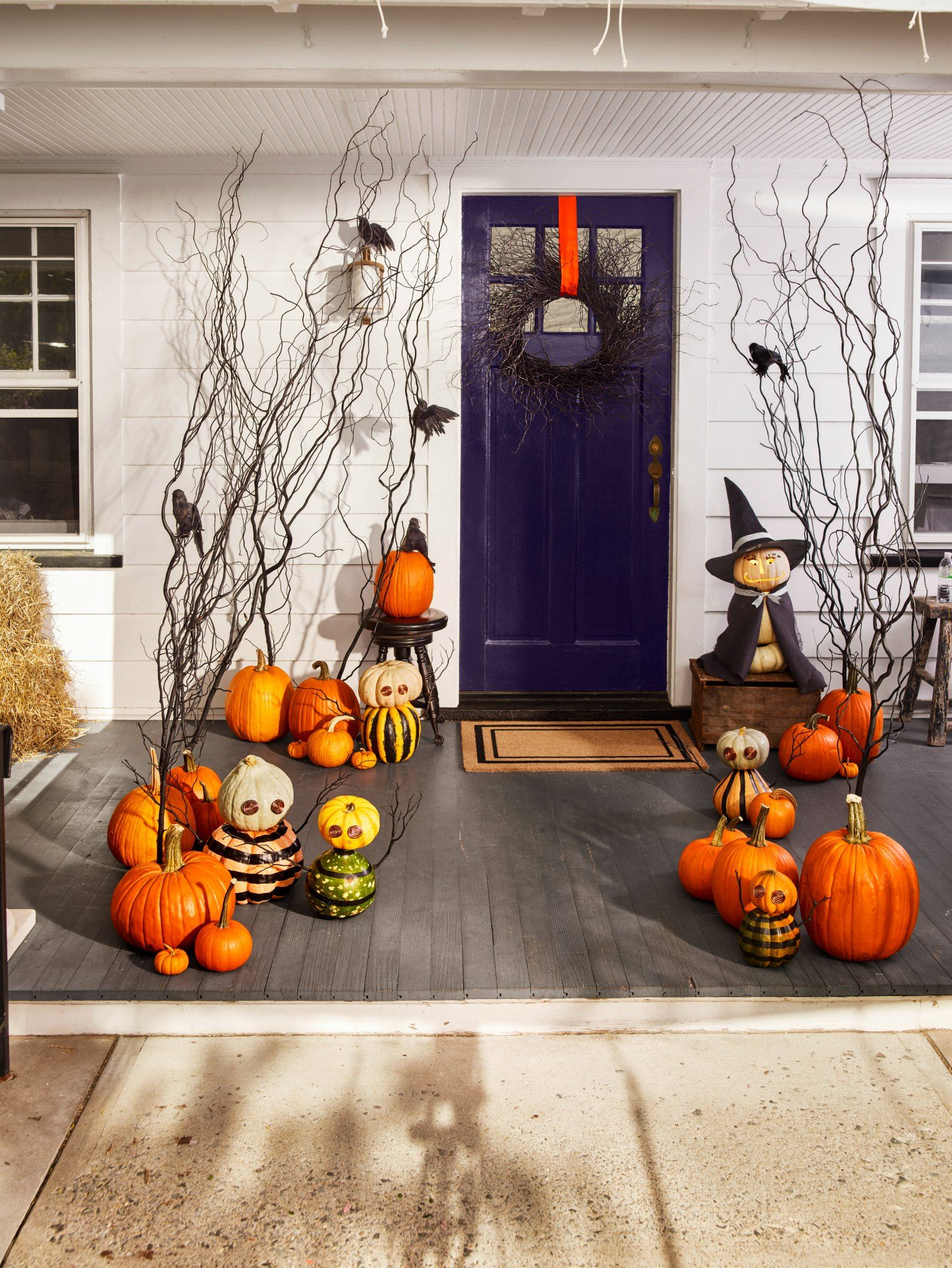 54 Easy Halloween Decorations , Spooky Home Decor Ideas for