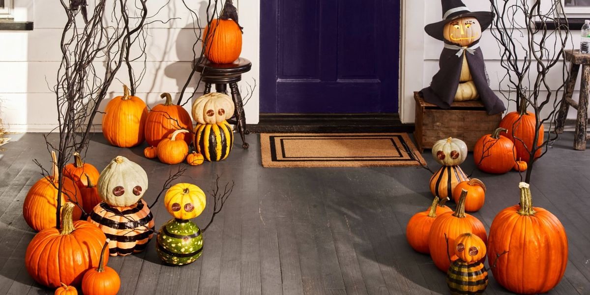 54 Easy Halloween Decorations - Spooky Home Decor Ideas ...
