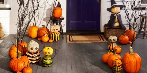 Halloween Theme Party Ideas.54 Easy Halloween Decorations Spooky Home Decor Ideas For Halloween