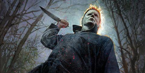 Halloween 2018 poster comic con