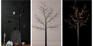 John Lewis & PartnersHalloween Pre-Lit Tree
