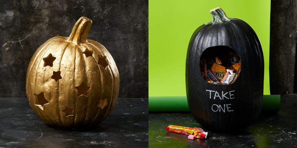 25+ Easy Pumpkin Carving Ideas for Halloween