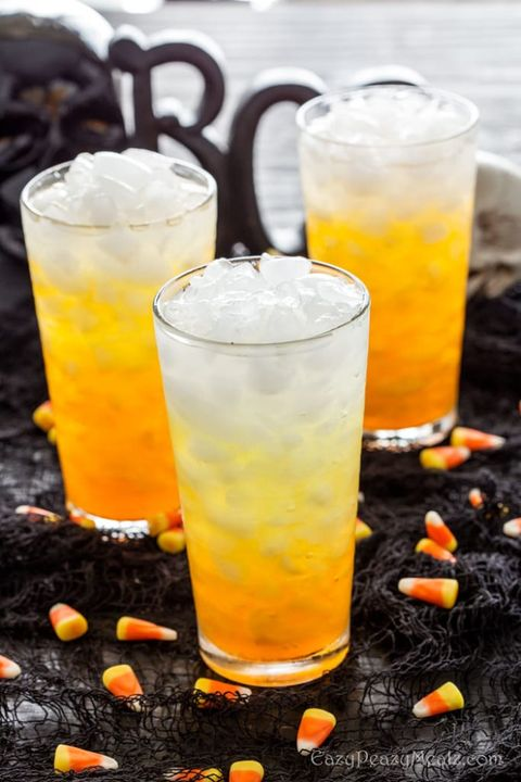 halloween punch candy corn
