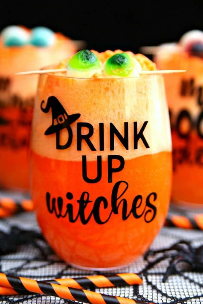 halloween punch recipe