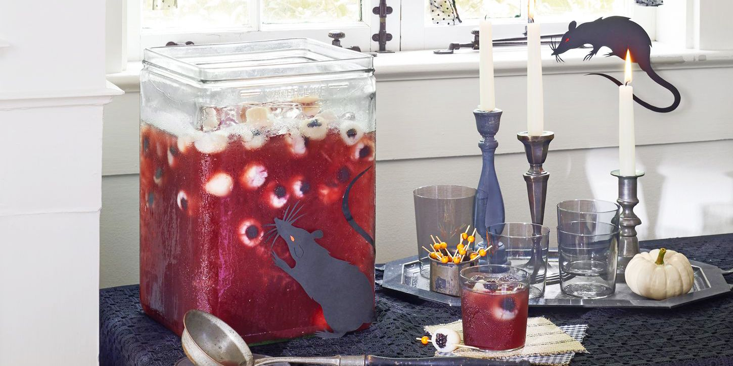 Adult halloween punch recipes