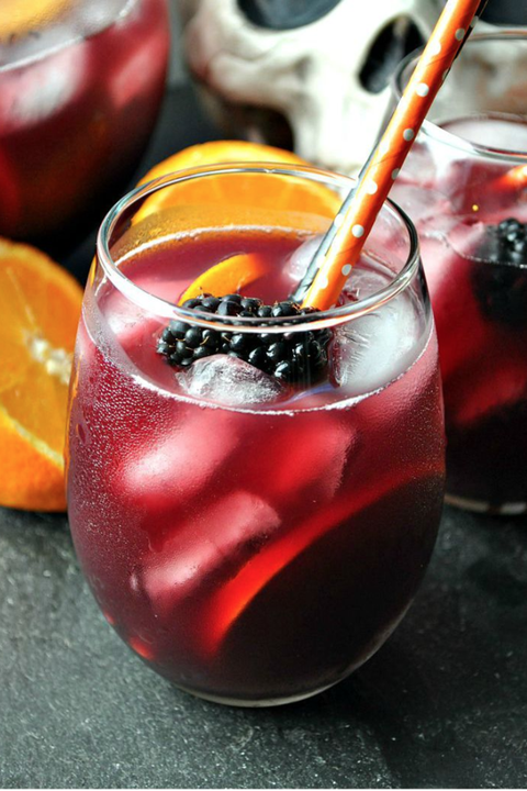10 Best Halloween Punch Recipes - Cocktail Ideas for Halloween