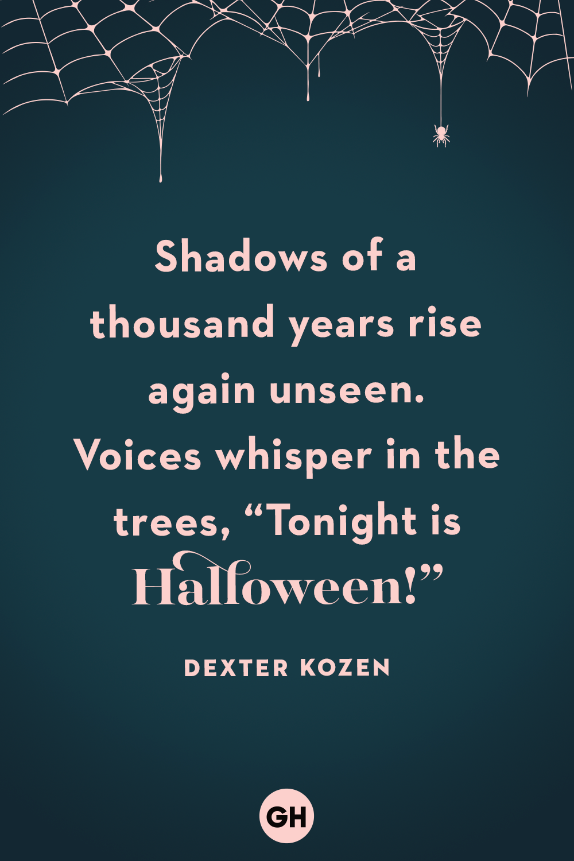 Halloween Quote.35 Spooky Halloween Quotes Best Halloween Sayings