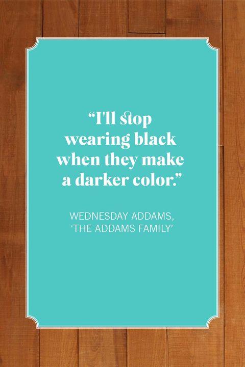 halloween quotes wednesday addams