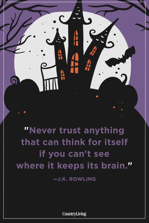 JK Rowling Halloween Quotes