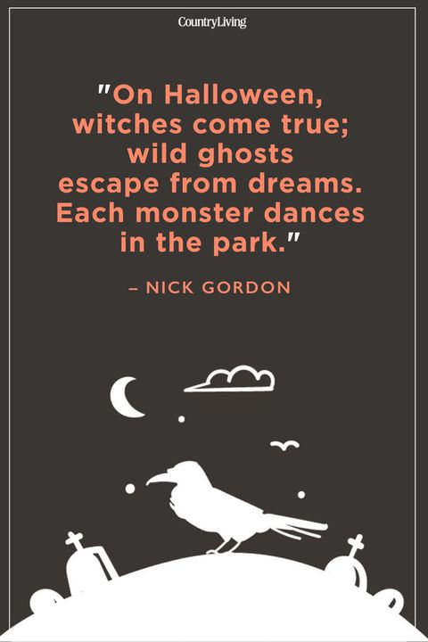 57 Best Halloween Quotes - Spooky Halloween Quotes and Sayings
