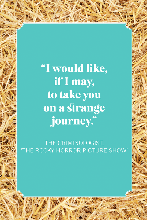 halloween quotes the rocky horror picture show