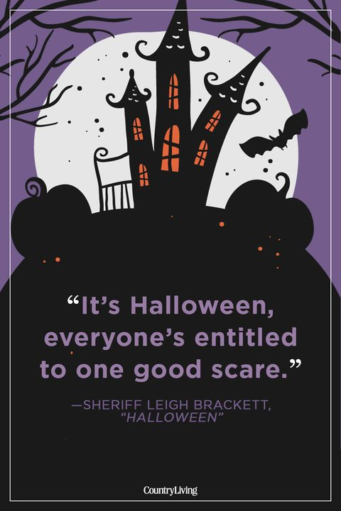 halloween quotes sheriff leigh brackett halloween movie