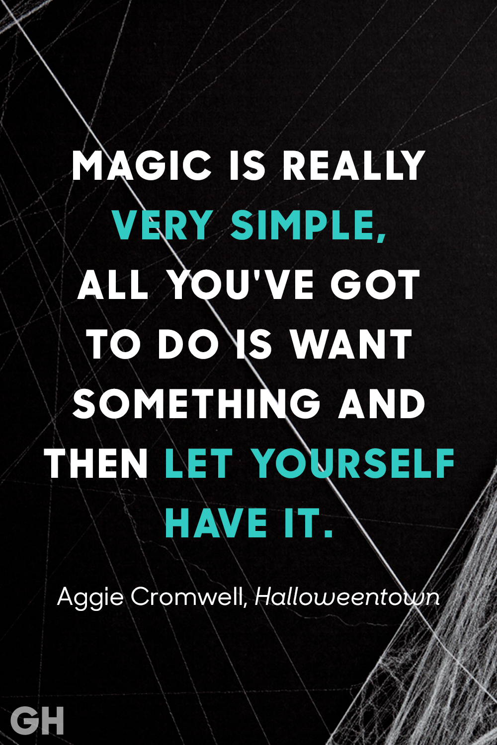 Beautiful Aggie Cromwell, Halloweentown Halloween Quotes