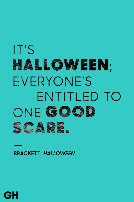 25 spooky halloween quotes - best halloween sayings