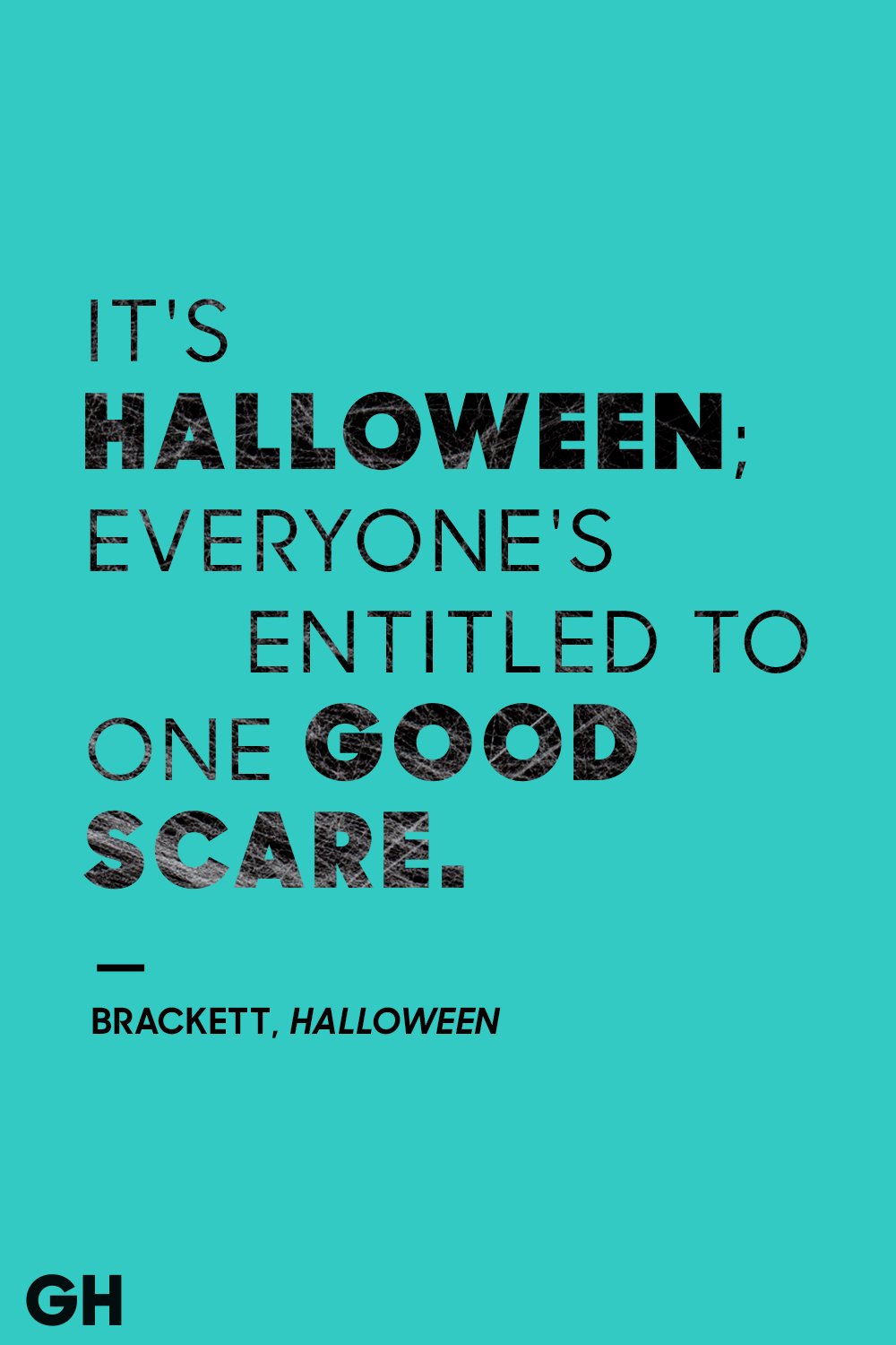 "brackett, ""halloween""  quotes"