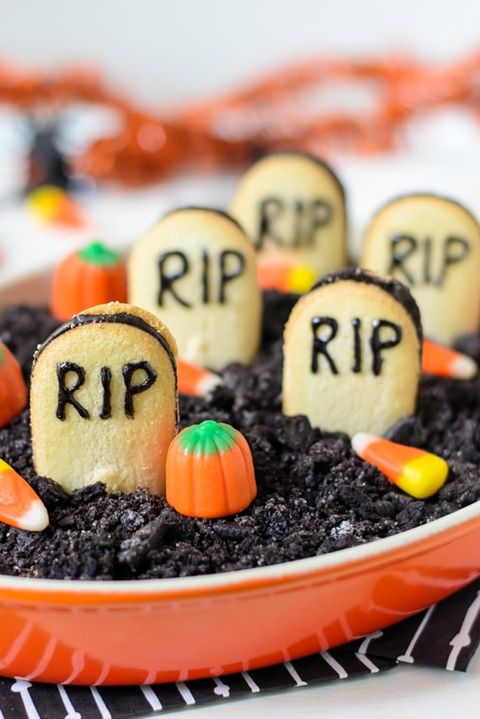 40 Easy Halloween Party Snacks Ideas And Recipes For