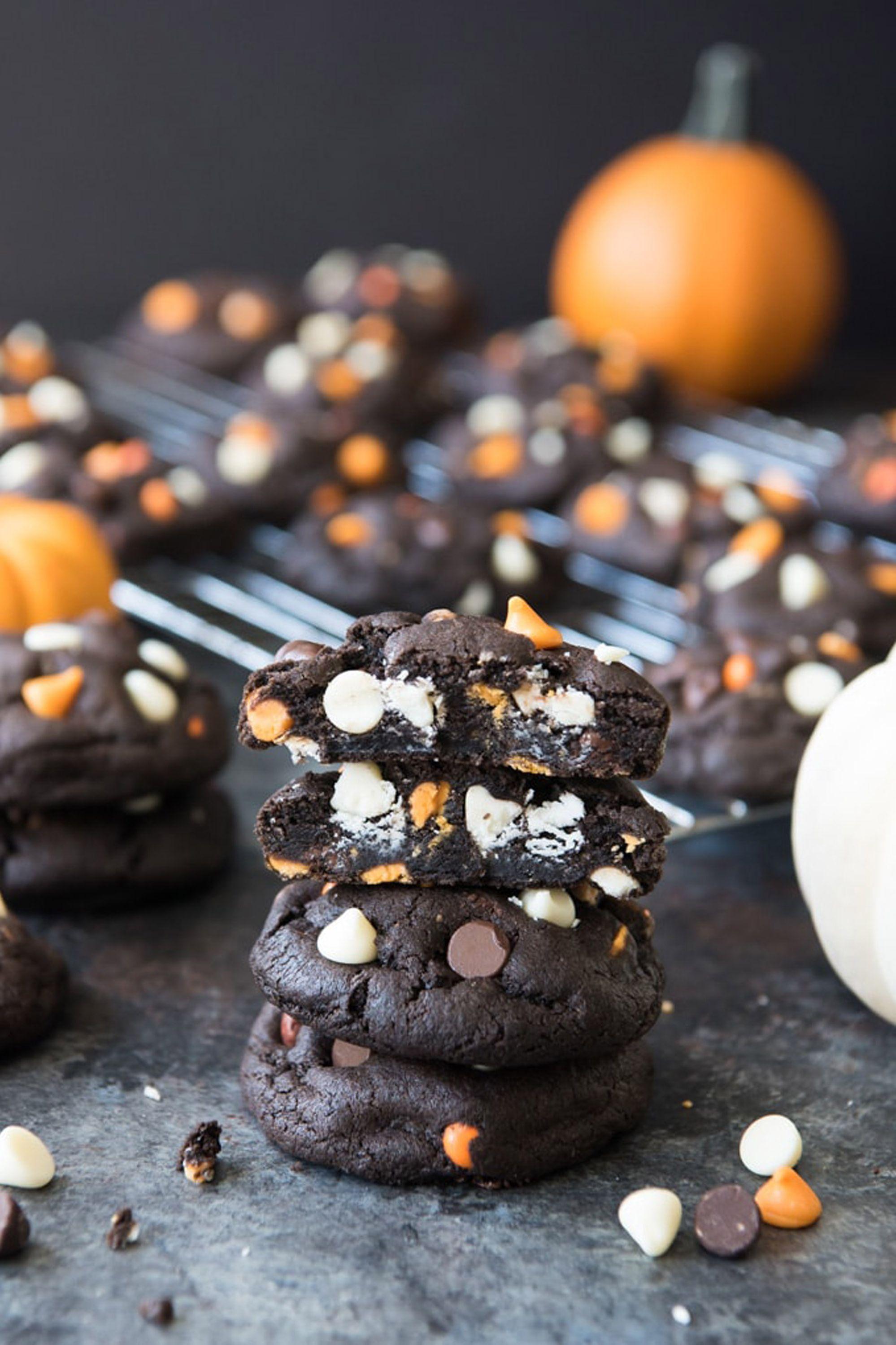halloween sweets cookies