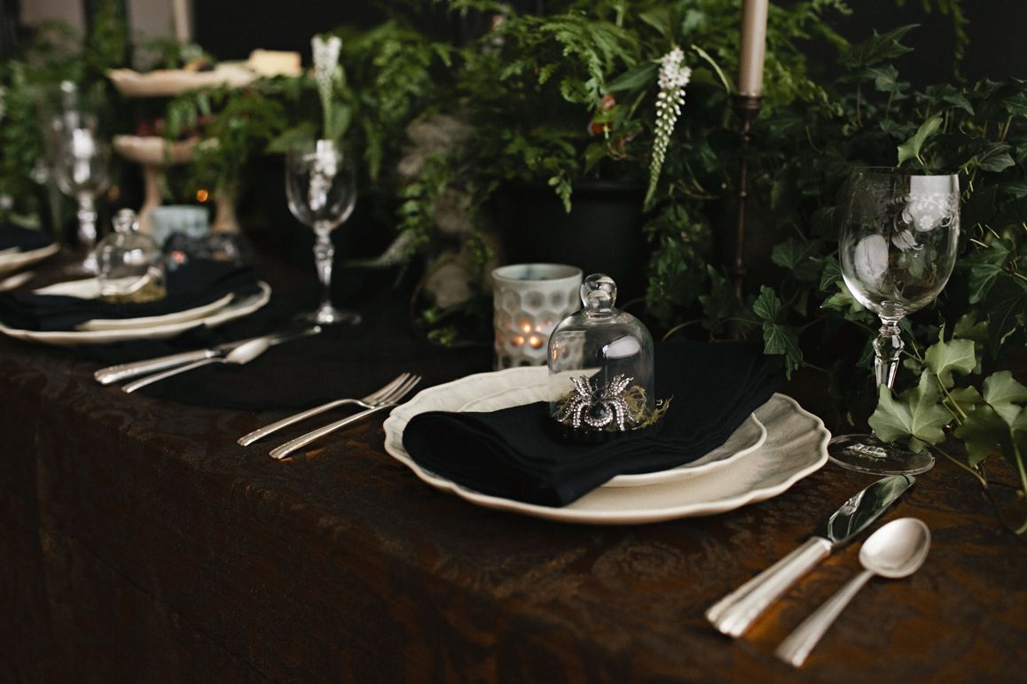 Best Halloween Table Decorations and Centerpiece Ideas Chic
