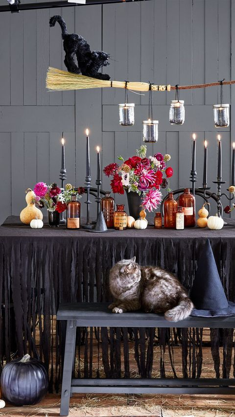 21 Best Halloween Table Decoration Ideas Diy Halloween Centerpieces