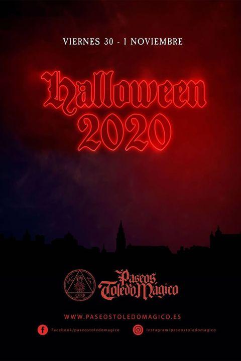 ruta de halloween en toledo