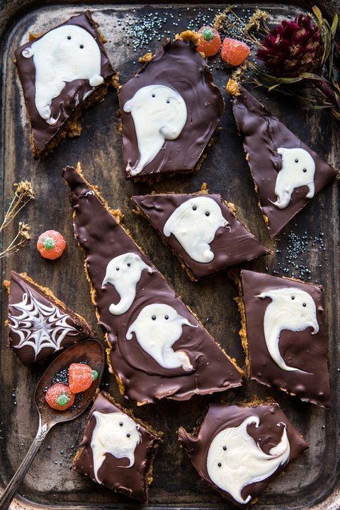 halloween treats bars