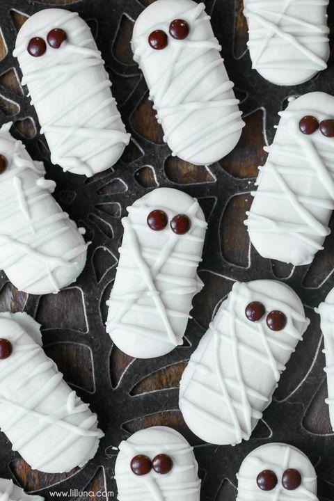 halloween treats cookies