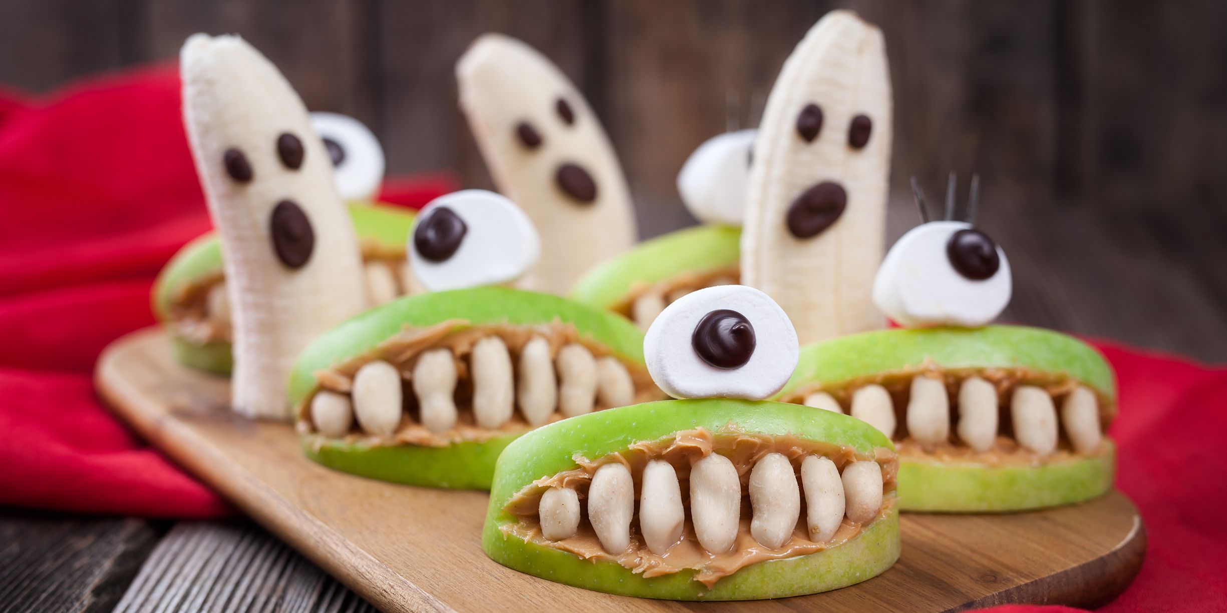 38 halloween snacks for kids - recipes for childrens halloween snack